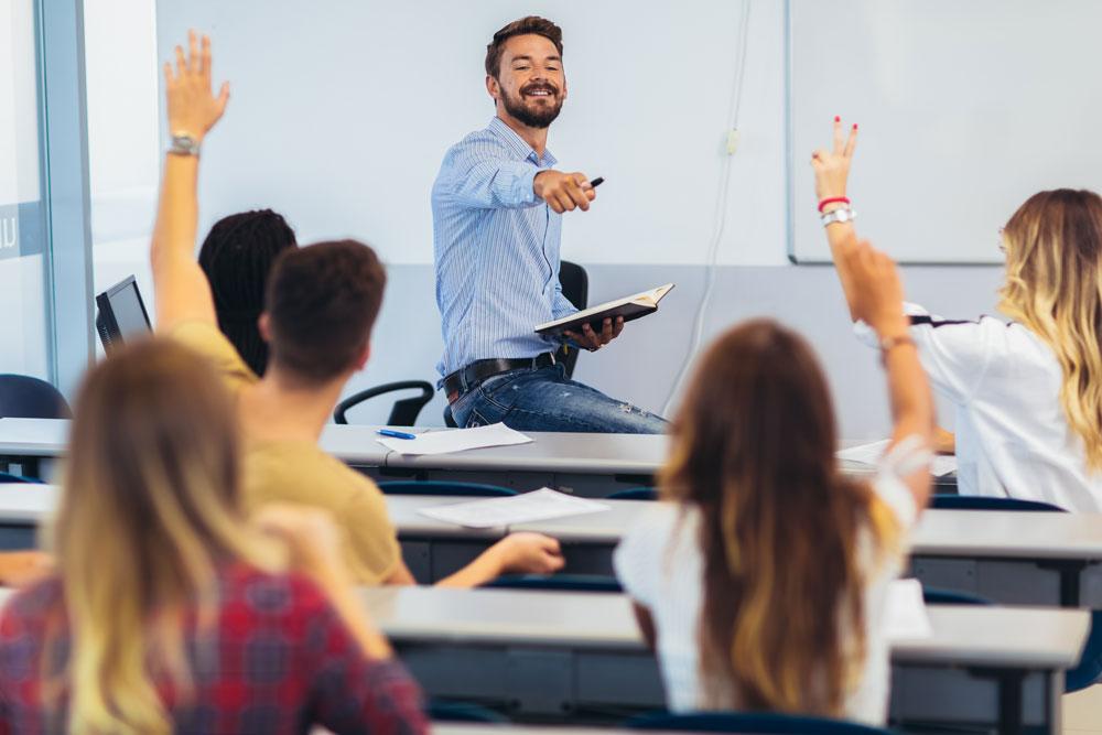 Schüler Hauptschulabschluss Klasse 10